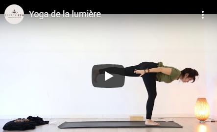 Novembre Yoga de la lumière